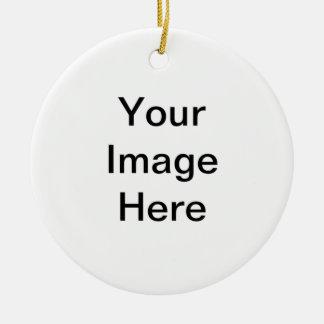Template Christmas Tree Ornaments