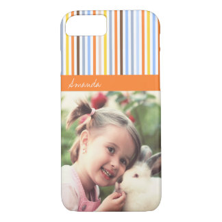 Template photo and pattern iPhone 8/7 case