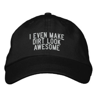 [template text] - Customized Embroidered Hat