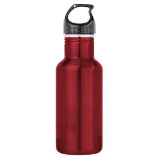 TEMPLATE Texture diy easy ADD text photo jpg fun 532 Ml Water Bottle