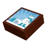 Template XMAS SQ Solid BG Trinket Boxes