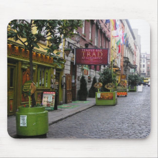 Temple Bar, Dublin Mouse Pad