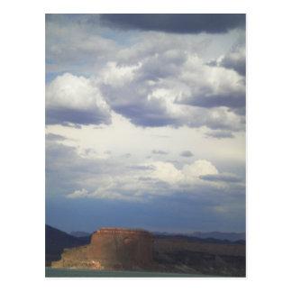 Temple Bar Lake Mead Arizona Postcard