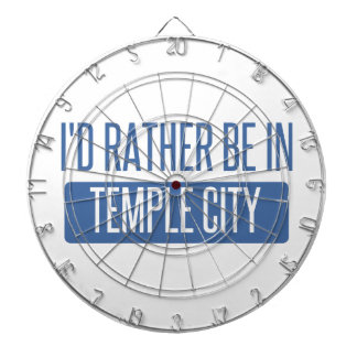 Temple City Dartboard