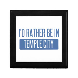 Temple City Gift Box