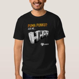Temple de Punku de puma Tee-shirts