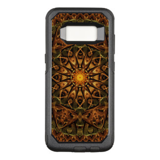 Temple Eye Mandala OtterBox Commuter Samsung Galaxy S8 Case