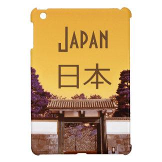 Temple gate in Tokyo, Japan iPad Mini Cover