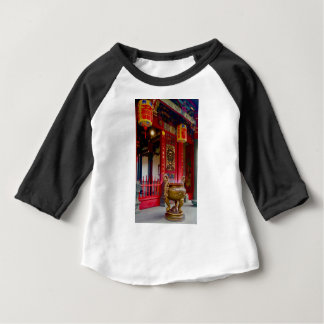 Temple in Yilan, Taiwan Baby T-Shirt