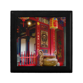 Temple in Yilan, Taiwan Gift Box
