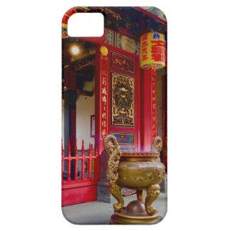 Temple in Yilan, Taiwan iPhone 5 Cases