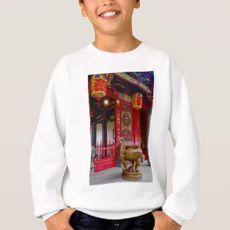 Temple in Yilan, Taiwan Sweatshirt