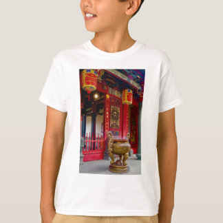 Temple in Yilan, Taiwan T-Shirt