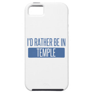 Temple iPhone 5 Cover