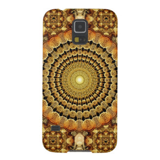 Temple Light Mandala Cases For Galaxy S5
