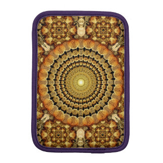 Temple Light Mandala iPad Mini Sleeve