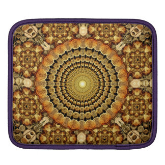 Temple Light Mandala Sleeves For iPads