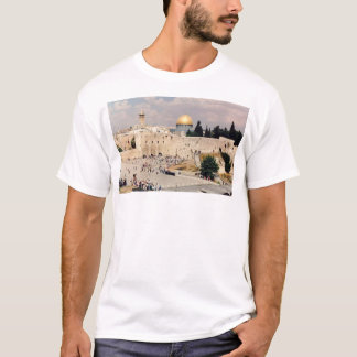 Temple Mount Jerusalem, Dome of the Rock T-Shirt