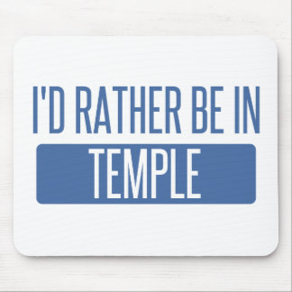 Temple Mouse Pad
