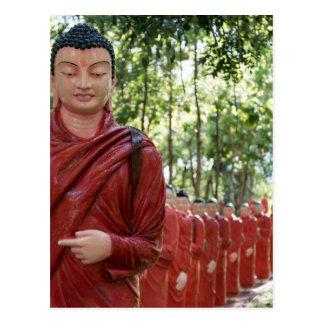 Temple of 500 Arahants, Sri Lanka Postcard