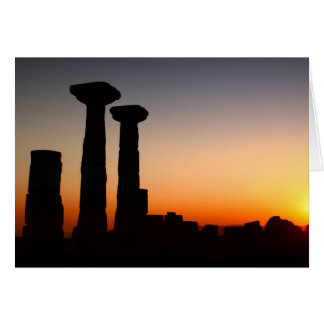 Temple Of Athena / ASSOS – Turkey Card