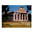 Temple of Athena Postcard