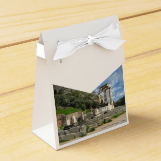 Temple of Athena Pronaea - Delphi Favor Box