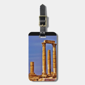 Temple of Hercules Luggage Tag