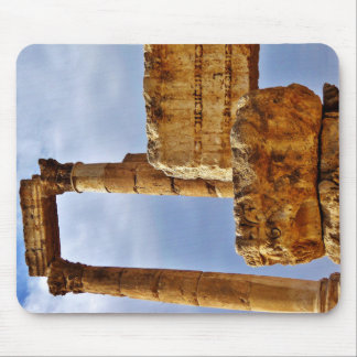 Temple of Hercules Mouse Pad