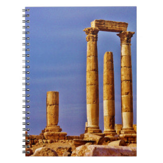 Temple of Hercules Notebook