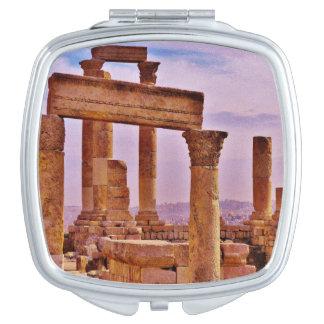 Temple of Hercules Vanity Mirror