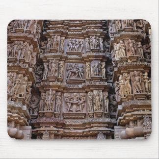 Temple of Khajuraho, India Mouse Pad