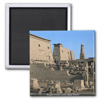 Temple of Luxor, Luxor, Egypt Desert Magnet