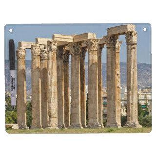 Temple of Olympian Zeus, Athens, Greece Dry Erase Board
