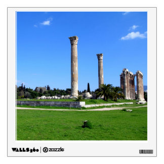 Temple of Olympian Zeus - Athens Wall Sticker