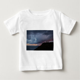 Temple of Poseidon Baby T-Shirt