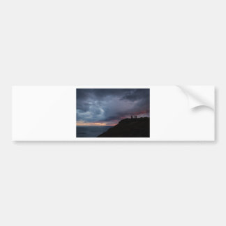 Temple of Poseidon Bumper Sticker