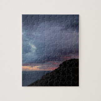Temple of Poseidon Jigsaw Puzzle