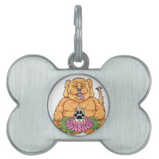 Temple of the Dog Pet Tags