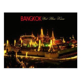 Temple of the Emerald Buddha, Bangkok Postcard