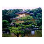 Temple of the Golden Pavilion, Kyoto, Japan Postcards