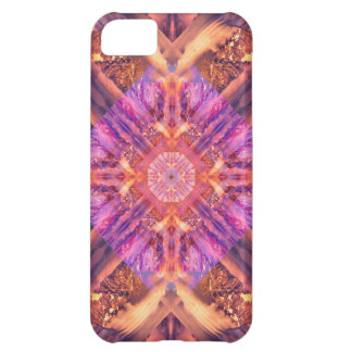 Temple of the Sky God Mandala Cover For iPhone 5C