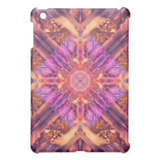 Temple of the Sky God Mandala iPad Mini Covers