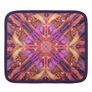 Temple of the Sky God Mandala iPad Sleeve