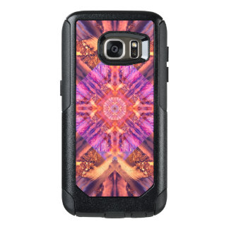 Temple of the Sky God Mandala OtterBox Samsung Galaxy S7 Case
