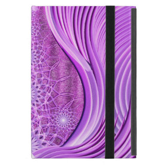 Temple of Violet Light Cases For iPad Mini