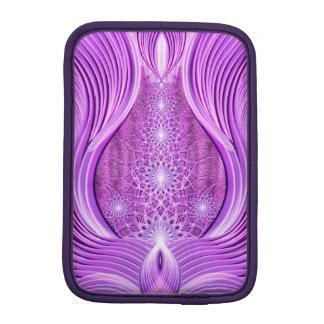 Temple of Violet Light iPad Mini Sleeves