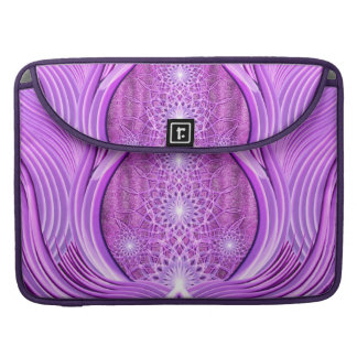 Temple of Violet Light Sleeves For MacBook Pro