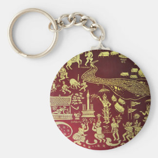 temple_panel.JPG Basic Round Button Keychain