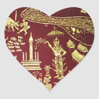 temple_panel.JPG Heart Sticker